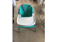 Baby High Chair & Desk