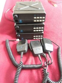 3x Tait T2000.11 VHF Transceivers and software