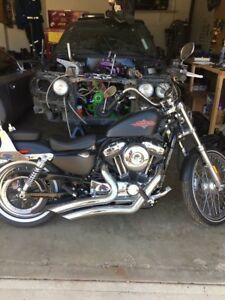 2014 Harley Davidson seventy two sportster