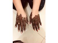 Professional Wedding / Party Mehndi (Henna).