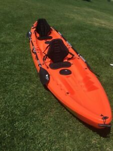 Riot Escapade  Duo Kayak Package on Clearance for only $699