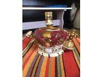 Leonardo Silver Jubilee crown teapot