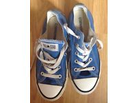 ALL STAR CONVERSE KIDS TRAINER SHOES