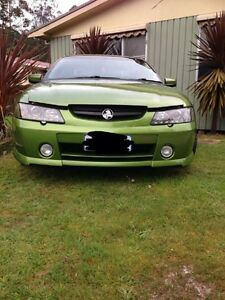 2002 Holden Commodore Sedan auto Queenstown West Coast Area Preview