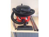 2x Henry Hoover Vacuum Cleaner