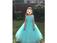 Kids prom/bridesmaid dress