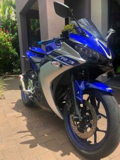 2016 Yamaha YZF-R3 Motorbike Belmont Brisbane South East Preview