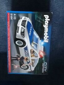 Play Mobil Police Car 5184