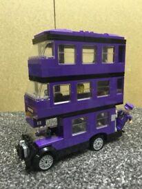 Harry Potter Lego Knight bus 4866