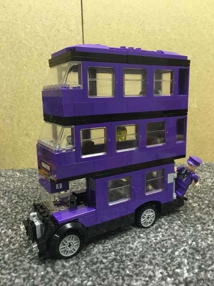 Harry Potter Lego Knight Bus 4866 In Halifax West Yorkshire Gumtree