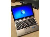 HP Elitebook 2570P Intel Core i7 3520M 2.9Ghz 8GB RAM, 256GB SSD Windows 7 wifi webcam bluetooth