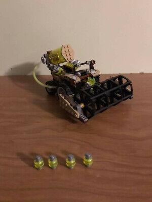 Lego Batman 76054 Scarecrow harvest of fear loose complete