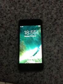 I phone 5s on O2