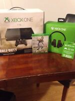 Xbox one 1TB mint condition great deal!!!!