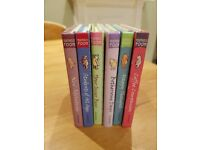 Winnie the Pooh Books - little child reading books