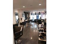 Senior Stylist Vacency - Salon 84 Dawlish