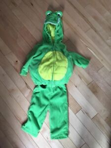 Dragon costume size 3-6 months