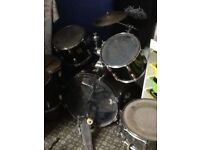 Drum kit free pickup only