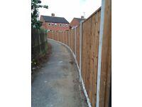 Fencing Work Nottingham
