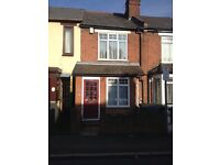 2 BEDROOM MID TERRACE HOUSE EXCELLENT CONDITION