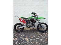 Kawasaki kx 85 sw