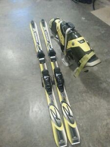 Rossignol Skis with Boots