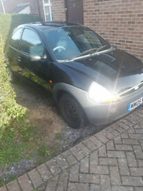 Ford KA 2005 1.3 (Good first car)