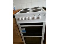 electric cooker beko bd533aw 100% working