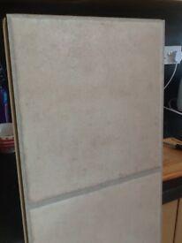 Ceramic tile effect Laminate flooring - new