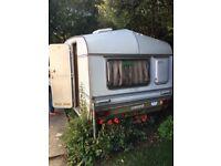 FREE: for scrap or parts award twelve two caravan