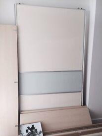 Hepplewhite sliding wardrobe doors