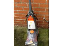Vax Rapid upright carpet washer