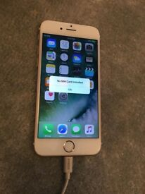 REFURBISHED GRADE A/B iPhone 6s in Rosegold or Gold 128GB Fully working order