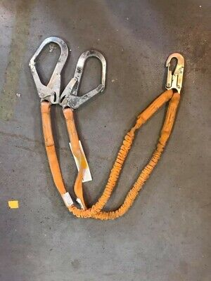 Protecta Fall Protection Lanyard 100 Tie Off Fall Arrest Safety  Safety