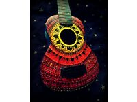 Handpainted Ukulele, High Quality, New