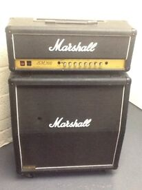 Marshall amp x cabinet