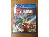 PS4 LEGO marvel game