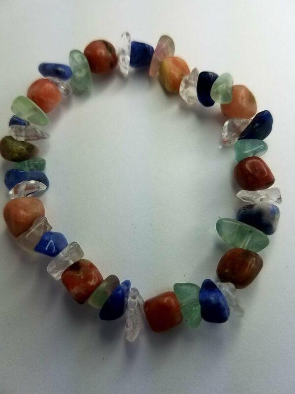 Emotional Balance; Crystal Healing; Stretch Bracelet; Metaphysical