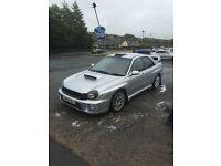 Subaru Impreza 2001 2.0 turbo
