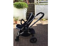 ICANDY PEACH 3 BUGGY & ACCESSORIES