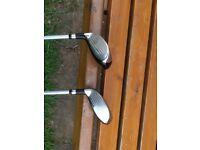 M D golf hybrids