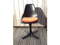 1960s original fiberglass tulip chairs. I have 3 of these chairs. price £100 each.