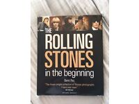 THE ROLLING STONES BOOK & DVD