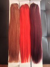 Human Hair Extensions(100% REMY RUSSIAN HUMAN HAIR)- Clip in/Tape Chadstone Monash Area Preview