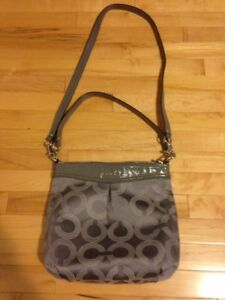 Coach purse in new condition