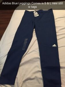Adidas - Abercrombie & Fitch Leggings ALL NEW - scroll thru pics
