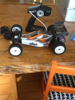 Remote control rechargeable battery car Mackay 4740 Mackay City Preview