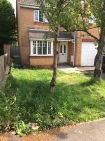 4 Bedroom detached house in Pengam Green for rent