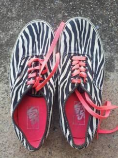 vans shoes browns plains