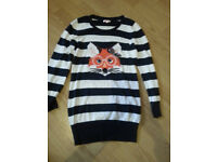 Girl Fox jumper 11-12 years